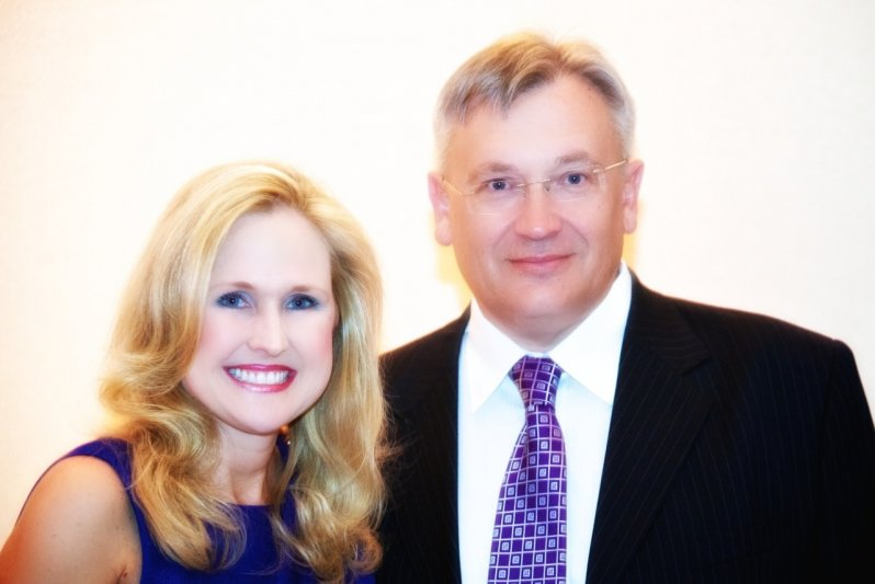 Co-Founders, Deneen Turner & Yuri Yakovlyev
