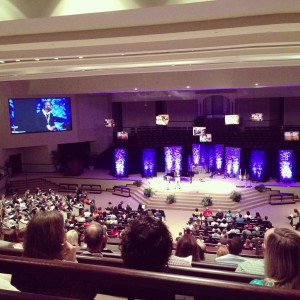 Gathering at CAFO's Summit 9 @Brentwood Baptist