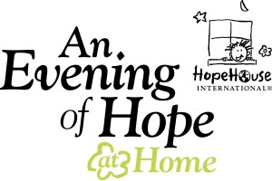 An Evening of Hope @ Home